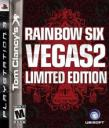 Tom Clancy's Rainbow Six Vegas 2 Limited Edition for Playstation 3Tom Clancy's Rainbow Six Vegas 2 Limited Edition for Xbox 360