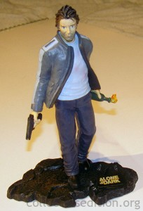 Alone in the Dark GAME Exclusive Limited Edition Carnby Figurine - Xbox 360 - PAL