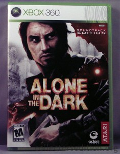 Alone in the Dark Soundtrack Edition - Xbox 360 NTSC