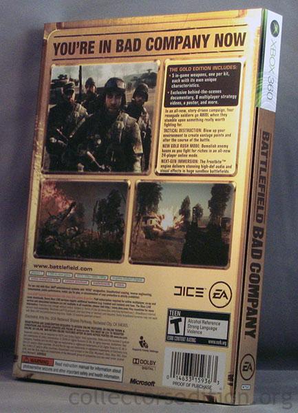 Battlefield gold edition