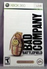 Battlefield: Bad Company Gold Edition Instruction Manual - Xbox 360 - NTSC