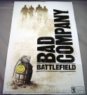 Battlefield: Bad Company Gold Edition Poster - Xbox 360 - NTSC