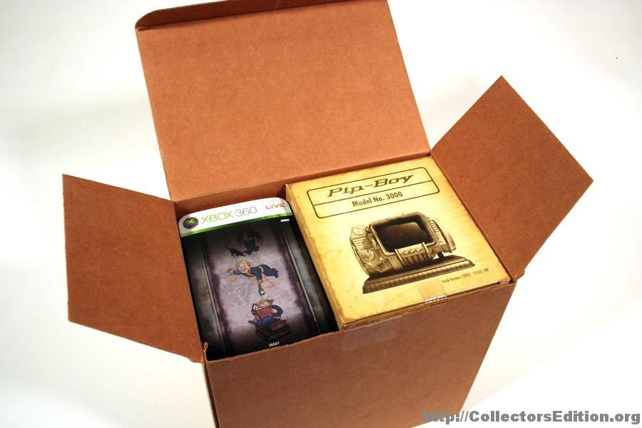 Fallout 3: amazon. Com exclusive survival edition -xbox 360.