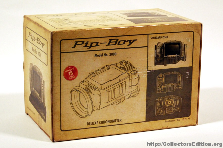 CollectorsEdition org » Blog Archive » Unboxed: Fallout 3 Survival