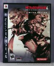 Metal Gear Solid 4: Guns of the Patriots Limited Edition (MGS4) Playstation 3 (PS3)