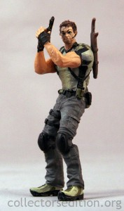 Resident Evil 5 Collector's Edition (Xbox 360) [NTSC] Chris Redfield Figurine