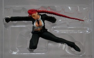 Street Fighter IV Collector's Edition (Xbox 360) [NTSC] Crimson Viper Figurine