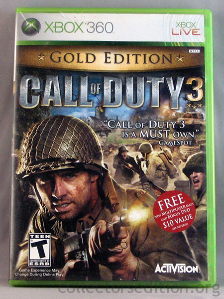 call of duty 3 free download games