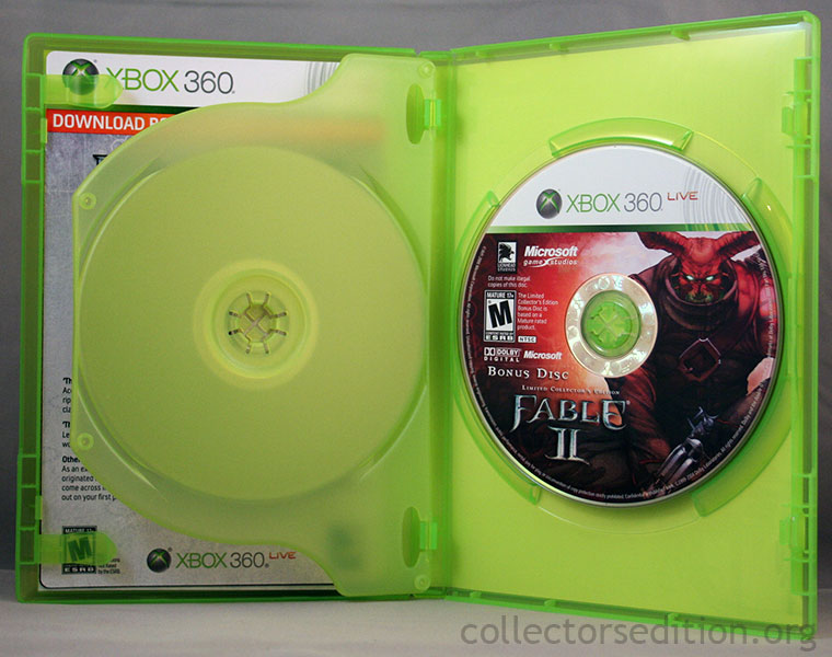 CollectorsEdition org » Fable II Limited Collector's Edition (360