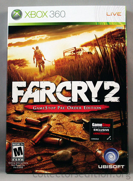 Collectorsedition Org Blog Archive Far Cry 2 Pictures Posted
