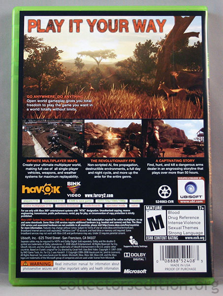 far cry primal case
