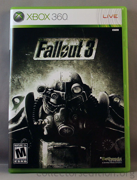 Bethesda Game Studios, the award-winning creators of Fallout 3 and Skyrim, welcomes you to the world of Fallout 4. Winner of more than 50 Game of the Year .