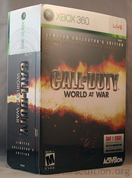 Call of duty: black ops hardened edition (xbox 360 & ps3.
