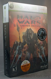 Halo Wars Limited Edition (Xbox 360) [NTSC]