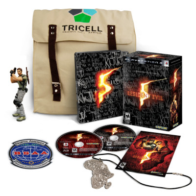 Resident Evil 5 Collector's Edition Playstation 3