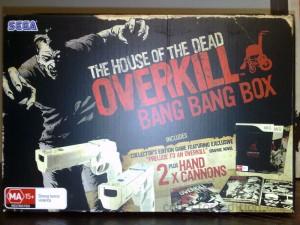 Resident Evil Overkill Bang Bang Box (Wii) [PAL]