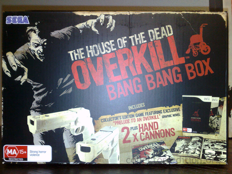 Collectorsedition Org The House Of The Dead Overkill Bang Bang