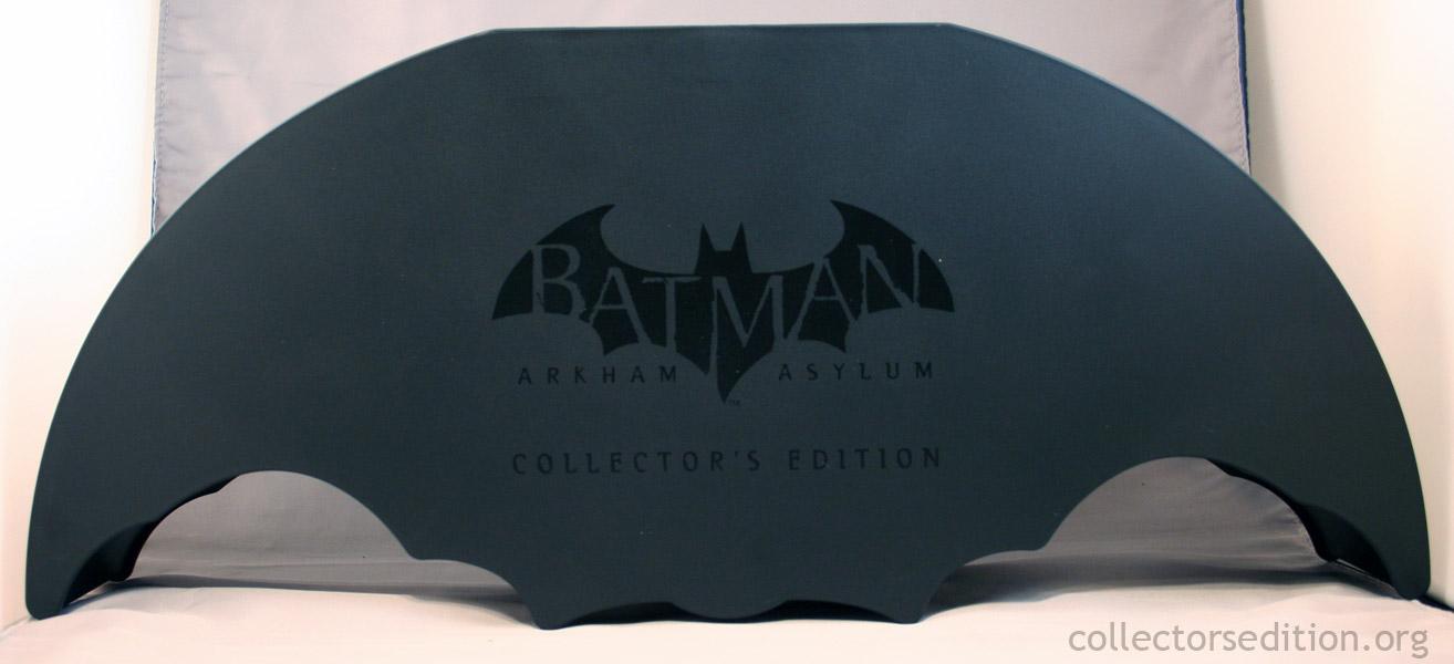 Collectorsedition Batman Arkham Asylum Collectors Edition