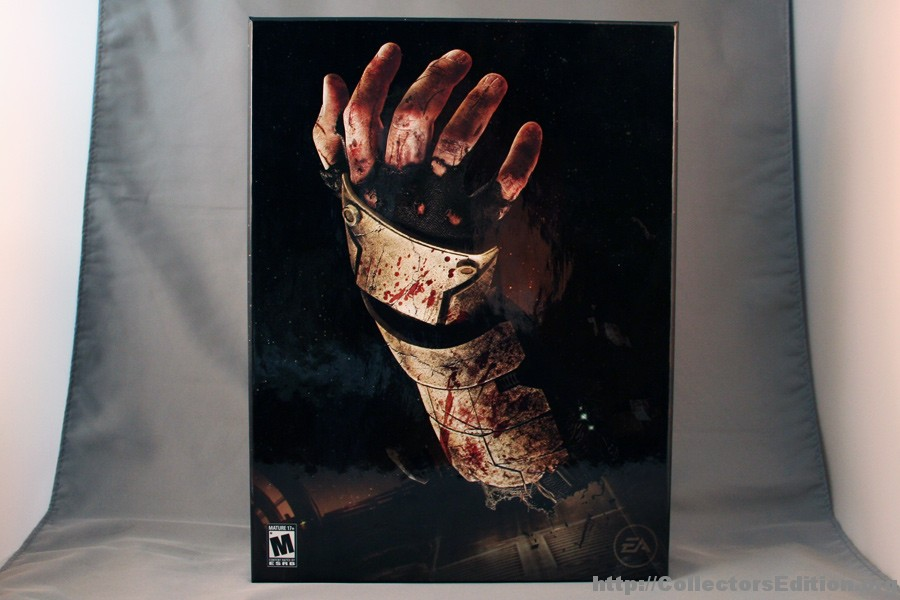 dead space ultra limited edition unboxing