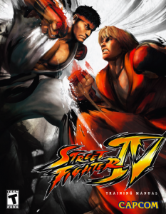 Street Fighter IV PDF Training Manual