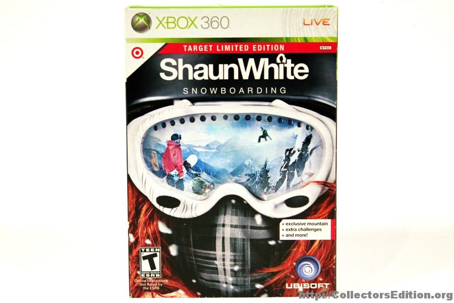 a0742be6169 ShawnWhite Snowboarding Target Limited Edition (Xbox 360)  NTSC  (Ubisoft)