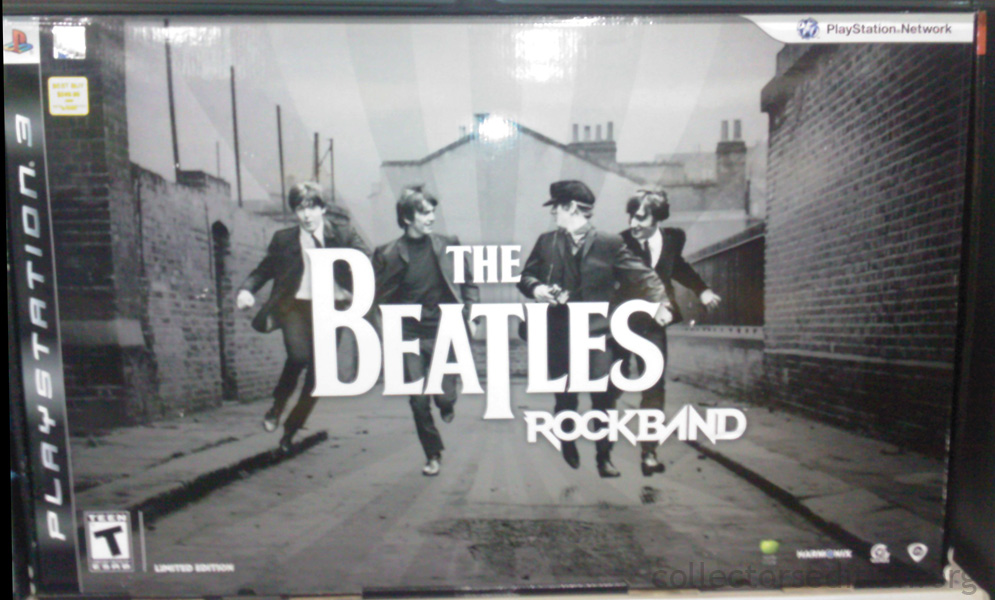 CollectorsEdition org » The Beatles RockBand Limited Edition