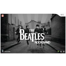 The Beatles RockBand Limited Edition Premium Bundle Wii