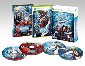BlazBlue Limited Edition Xbox 360
