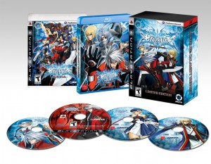 BlazBlue Limited Edition Playstation 3 (PS3)