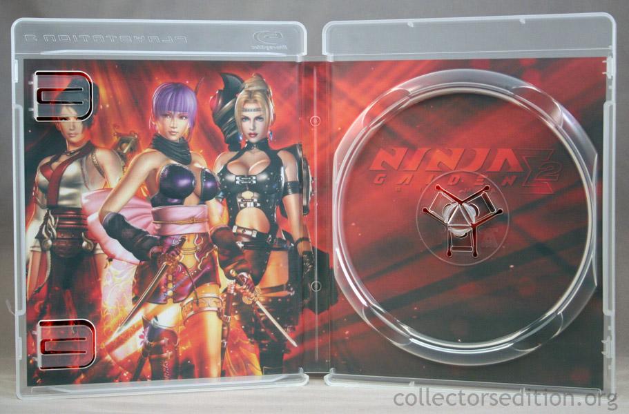 Collectorsedition Org Ninja Gaiden Sigma 2 Collector S Edition