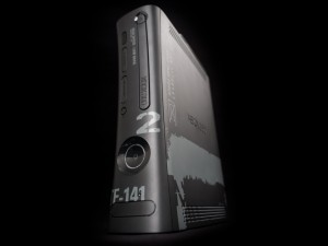 Call of Duty Modern Warfare 2 Limited Edition Xbox 360 Elite Console with 250GB Hard Drive