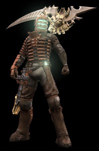 Dante's Inferno Death Edition Issac Dead Space Costume