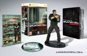 Splinter Cell Conviction Collector's Edition