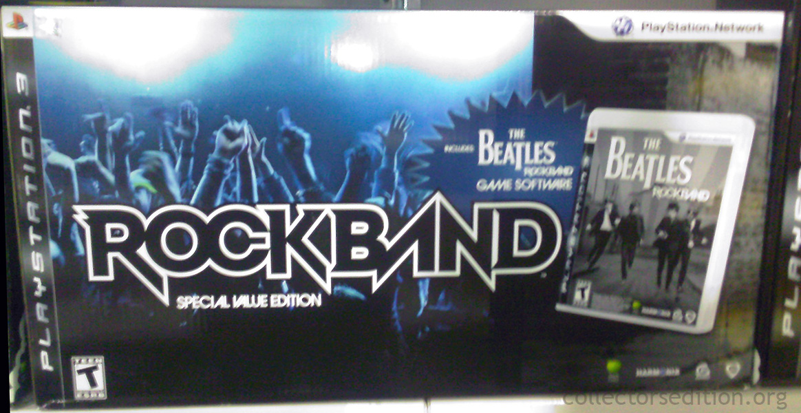 CollectorsEdition org » The Beatles RockBand Special Value