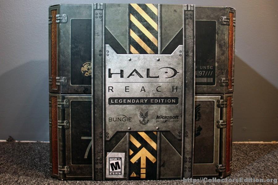 CollectorsEdition org » Halo Reach Legendary Edition (Xbox