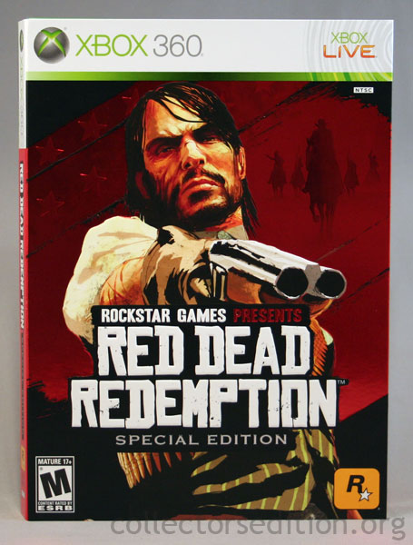 Red dead redemption: game of the year edition.