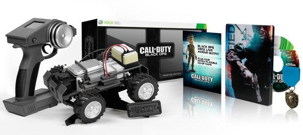 Black Ops Prestige Edition Car. Call of Duty Black Ops