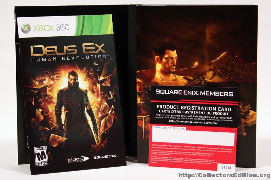 CollectorsEdition org » Deus Ex Human Revolution Augmented Edition