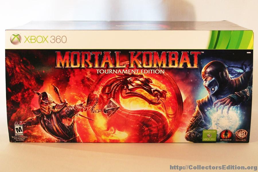 CollectorsEdition org » Mortal Kombat Tournament Edition