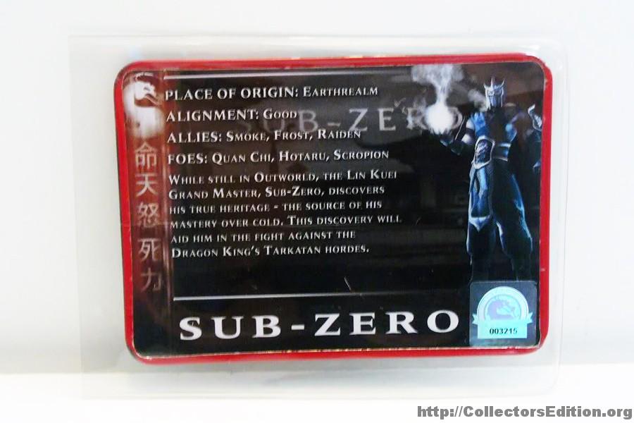 CollectorsEdition.org » Mortal Kombat Deception Premium