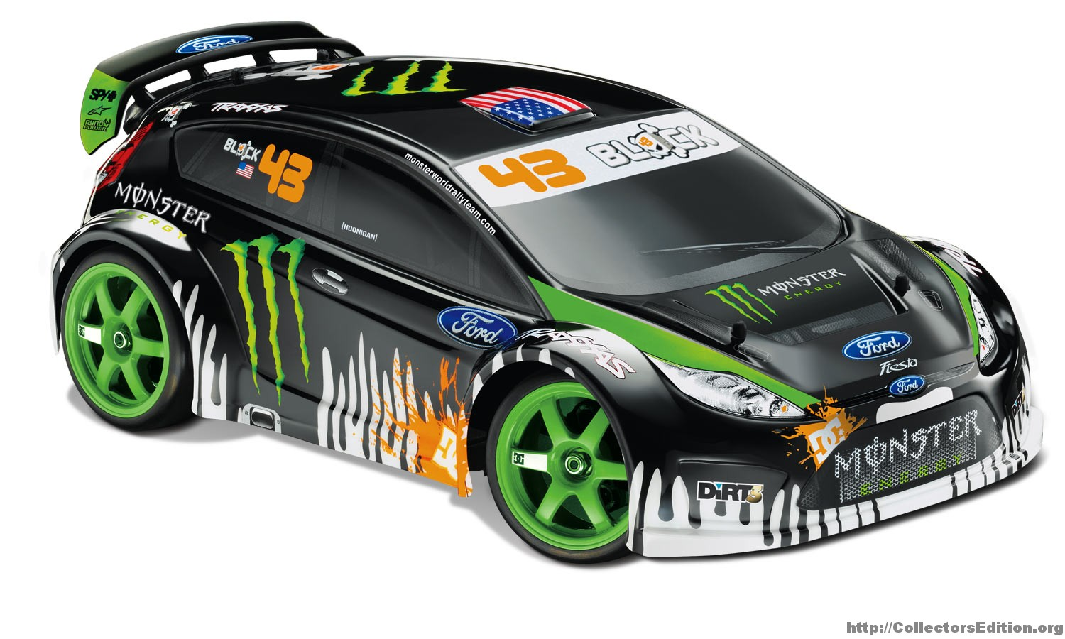 DiRT 3 (Ken Block Gymkhana RC