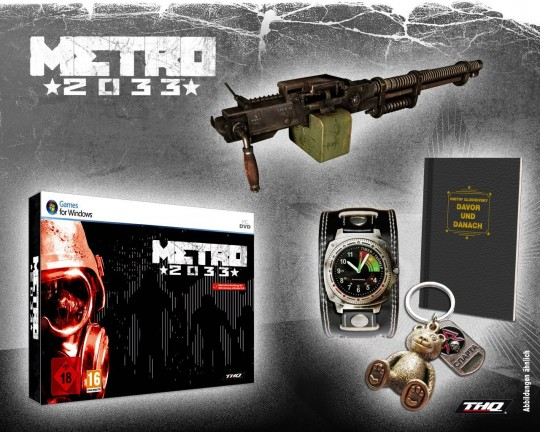 Metro 2033 Amazon Exclusive Special Edition