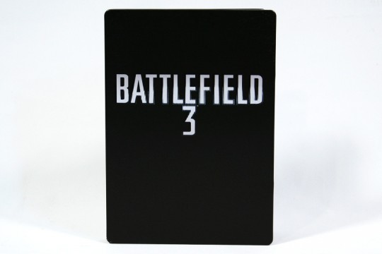 Battlefiled 3 (SteelBook Edition) (Xbox 360) [PAL] (Dice)
