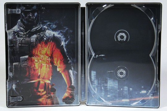 Battlefiled 3 (SteelBook Edition) (Xbox 360) [PAL] (Dice)