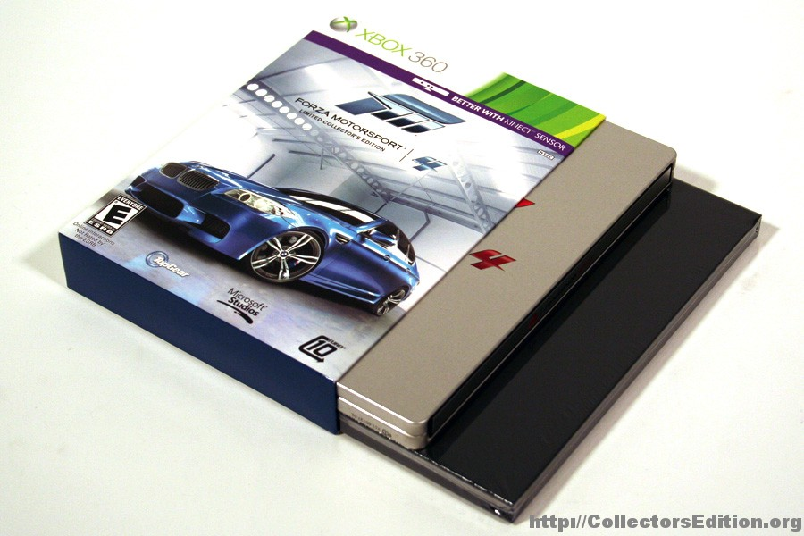 forza motorsport 4 limited collector s edition 360 ntsc. Black Bedroom Furniture Sets. Home Design Ideas