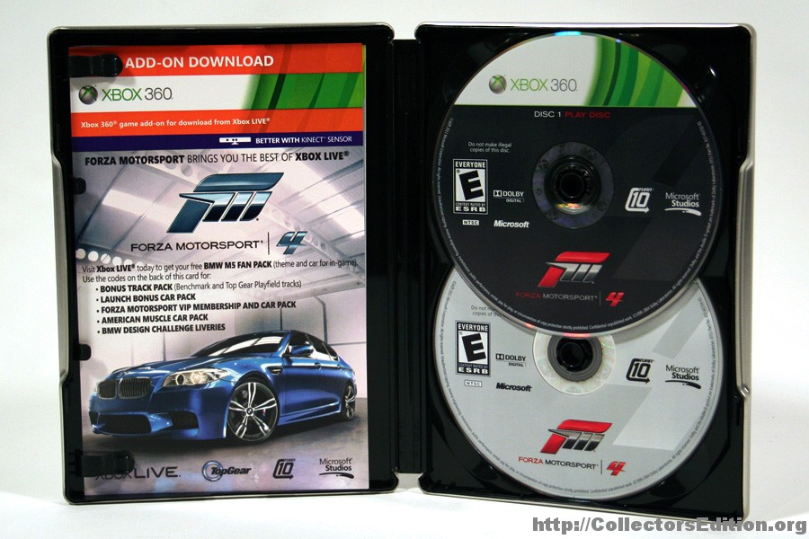 CollectorsEdition org » Forza Motorsport 4 Limited