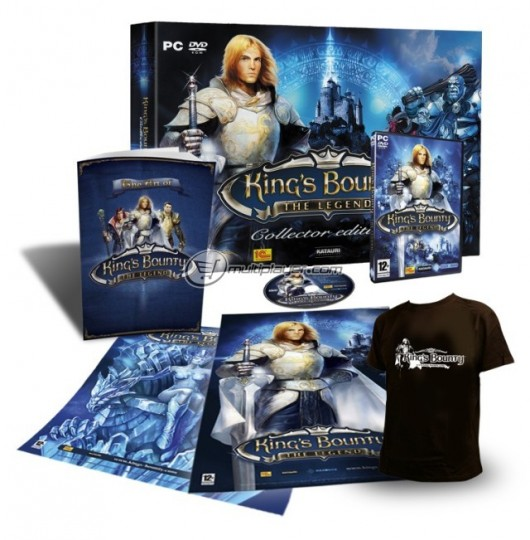 King's Bounty The Legend Collector's Edition