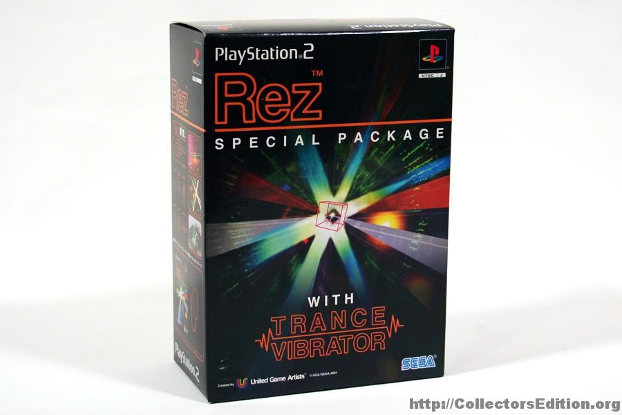vibrator trance Rez ps2