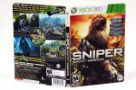 Sniper Ghost Warrior Limited Edition (SteelBook) (Xbox 360) [NTSC] (City Interactive)