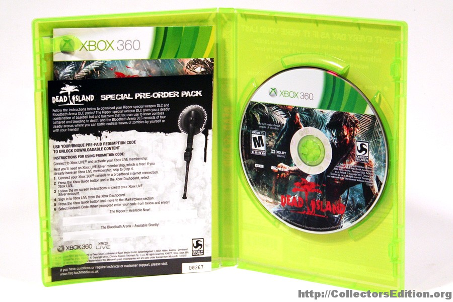 Dead Island Riptide Special Edition Xbox  Gamestop